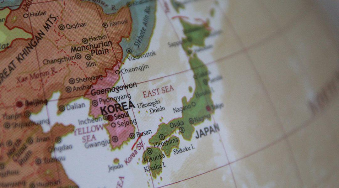 Donghae, el Mar del este