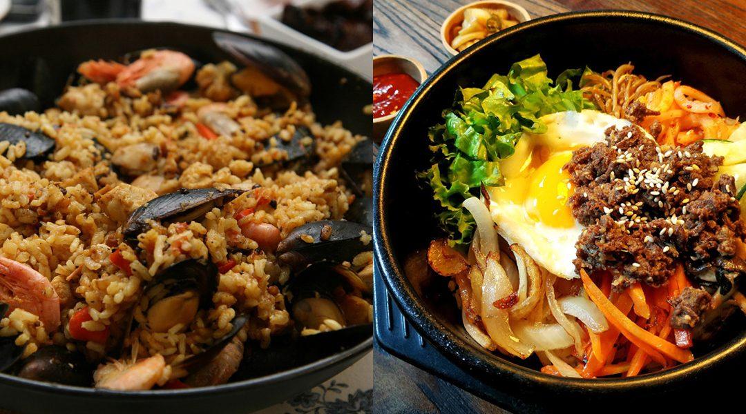 Los platos que llevan los ingredientes que quieran y se hacen fácilmente