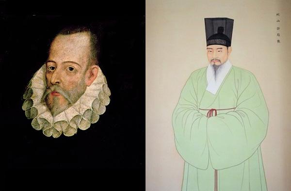 Literatura: Cambiar el mundo con una novela, Heo Gyun y Cervantes