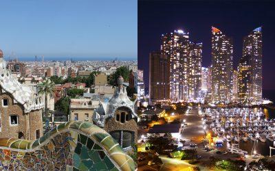 Busan y Barcelona, Las ciudades hermanas